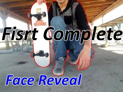 How To Set Up / Assemble A Skateboard