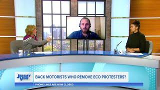 Channel 5 | Jeremy Vine Show | Liam Norton | 5 October 2021 | Insulate Britain