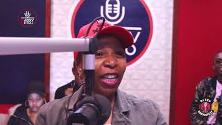 "Vatisaw Ndara :  Talks about her New Book "" I am Because of You  ""on the DJ SbuBreakfast"