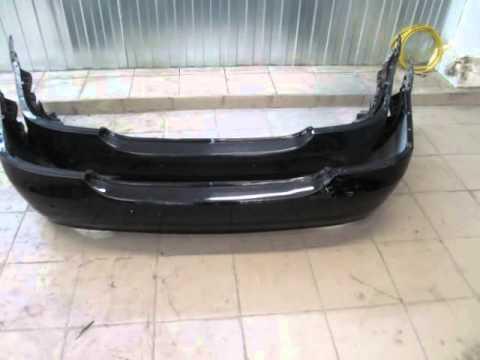 Бампер Задний Мерседес 221 Задний Бампер Mercedes W221 S class  A2218800140 A2218800271