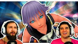 【 KINGDOM HEARTS DREAM DROP DISTANCE 】 BLIND PLAYTHROUGH Road to Kingdom Hearts 3 - Part 6