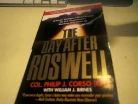 The Day After Roswell Book