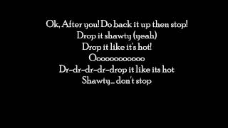 Lil Wayne Feat Static Major - Lollipop (Lyrics)