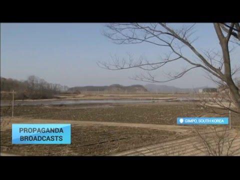 Propagada Broadcasts: South Korea resumes broadcasting propaganda towards North Korea
