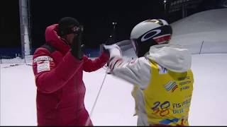 Этапы Кубка мира по фристайлу в парном могуле Красноярск МСК Сопка