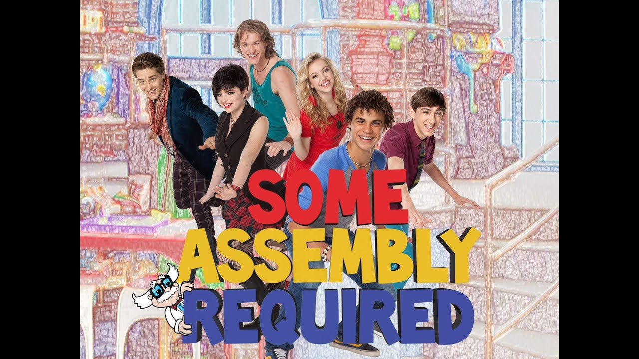 Download Some Assembly Required | Season 3 | Episode 2 | Dig It Dragon
