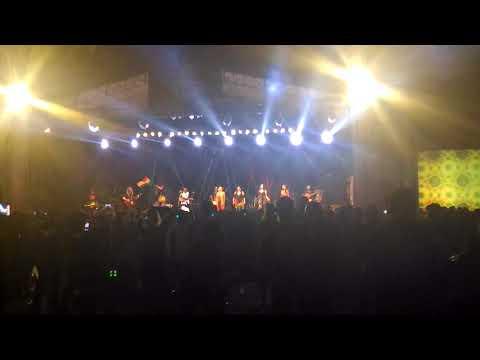 Afro Moses - medley :: Bali Reggae Star 2017