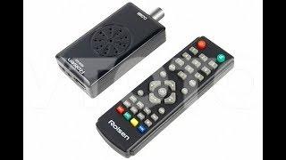 видео Автомобильный цифровой ТВ-тюнер RedPower DT9 (4 антенны, HDMI, DVB-T2)