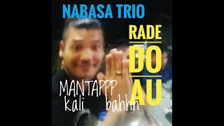 Nabasa Trio. Cover Rade do au