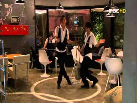 Ким Чже Ук танцует.wmv