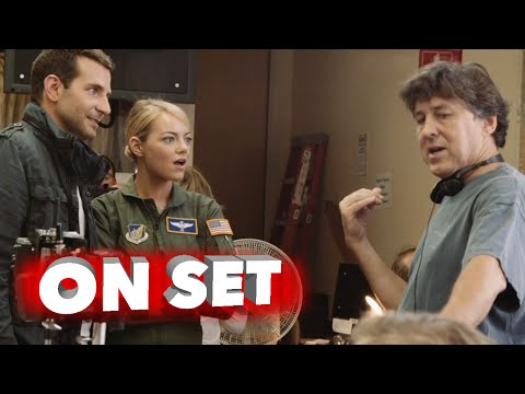 Aloha: Behind the Scenes Movie Broll - Bradley Cooper, Emma Stone, Rachel McAdams