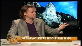 GETO-DACII intre secolele III și XIV