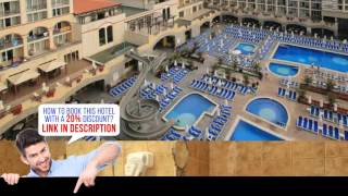 iberostar sunny beach resort all inclusive sunny beach bulgaria hd review