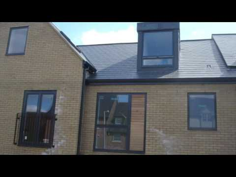 Aluminium rainwater installations in Essex, London, Hertfordshire, Kent and Cambridge