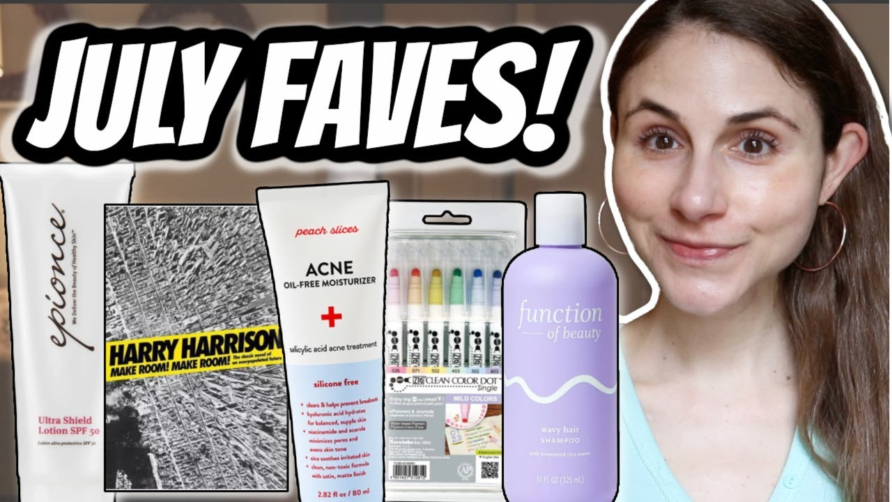 Download SKIN CARE & Lifestyle JULY 2021 MONTHLY FAVORITES | Dr Dray