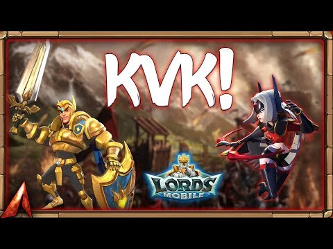 KvK Highlights! Last KvK In K51! Lords Mobile