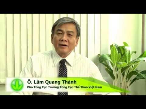 Bộ Công Thương và Cục Thể Thao Nói Về Herbalife