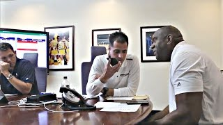 Magic Johnson CALLS Lonzo Ball Before Getting Drafted To The LA Lakers | 2017 NBA Draft