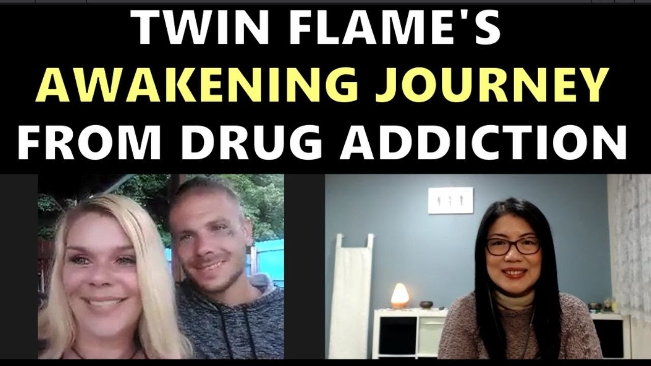 The Twin Flame's Awakening Journey from Drug addiction || Interview #6