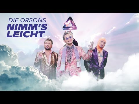 Die Orsons - Nimm`s Leicht (Official Video) on YouTube