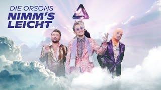 Die Orsons - Nimm`s Leicht (Official Video)