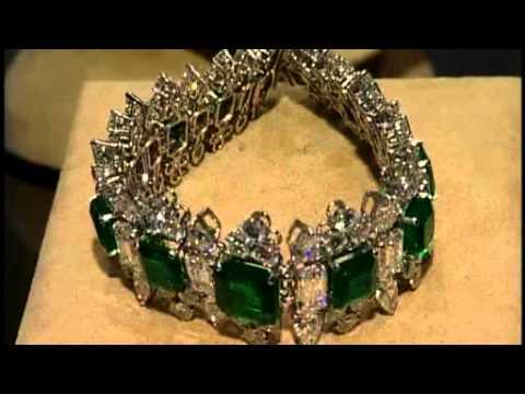 Elizabeth Taylor's jewels up for sale