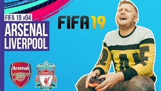 ARSENAL-LIVERPOOL + TOMEK / FIFA19 #04