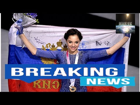 Medvedeva Reveals Secret Jacket Compartment With Russian Flag (VIDEO)