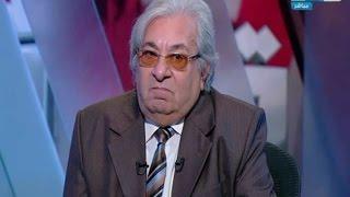 قصر الكلام - الفنان / فاروق فلوكس يبكى على الهواء بعد حديثه عن شهداء سيناء