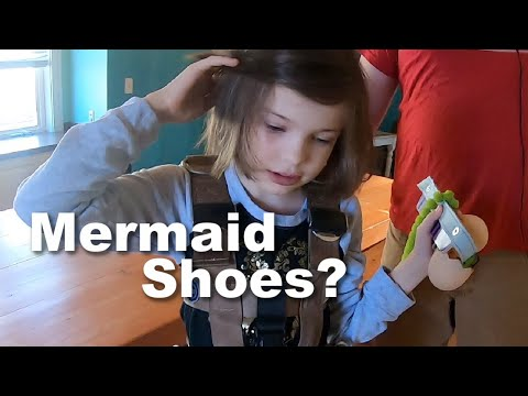 Autistic Special Interest: New Bubble Guppy Shoes