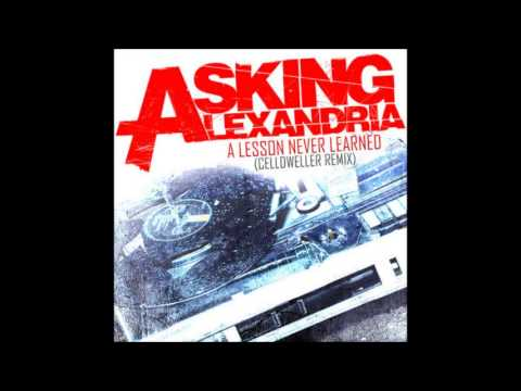 Asking Alexandria - A Lesson Never Learned (Celldweller Remix) (Instrumental) mp3