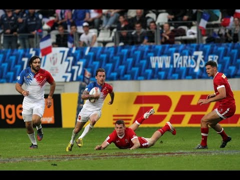 France shine in Paris - Day One Highlights