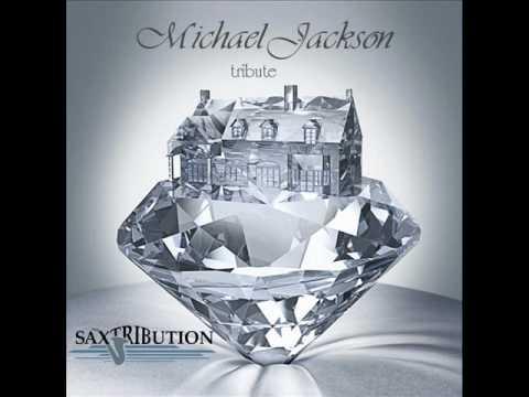 Michael Jackson - Liberian Girl (SAXTRIBUTION)