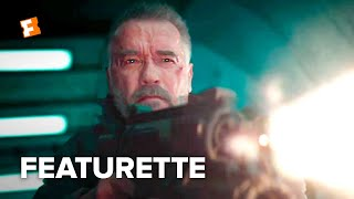 Terminator: Dark Fate Comic-Con Featurette (2019) | Movieclips ...