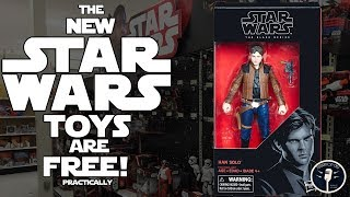 The New Star Wars Toys Are Practically Free