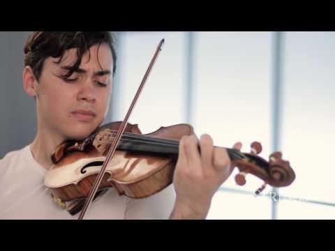 Strings Sessions: Benjamin Beilman Performs Ysaÿe and Bach Sonatas