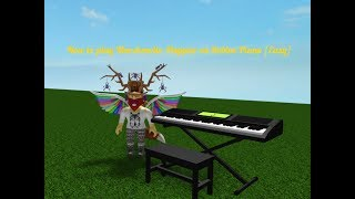 How to play Marshmello- Happier on Roblox piano [Easy]