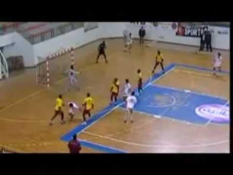 La finale de la coupe d 39 afrique des clubs vainqueurs de coupe de handball es sahel vs zamalek - Coupe d afrique handball ...