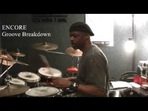 ENCORE by Cheryl Lynn - DRUM GROOVE BREAKDOWN