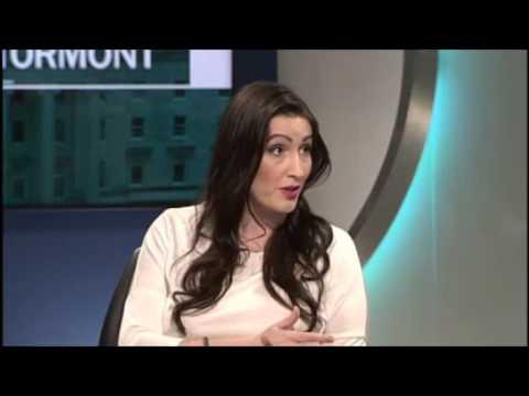 "Cathal Ó hOisín (SF) on UTV's ""View from Stormont"""