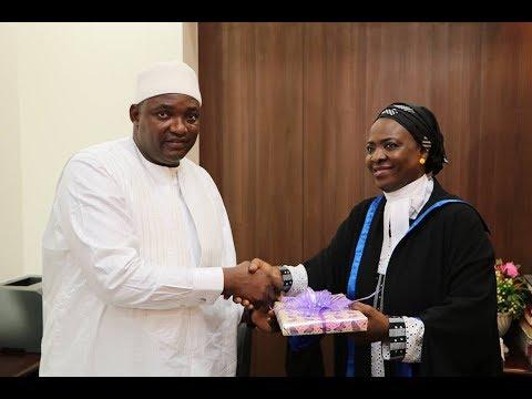 Gambia Constitution Amendment Bill
