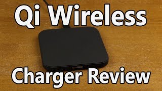 Choetech Qi Wireless Charger Review