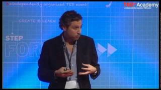 TEDxAcademy - Elias Papaioannou - Civic Capital(ism)