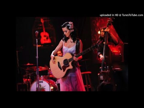 Katy Perry I Kissed a Girl (Live MTV Unplugged)