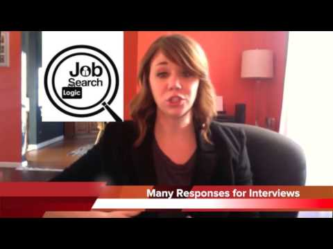 Job Search Logic - client testimonial and success