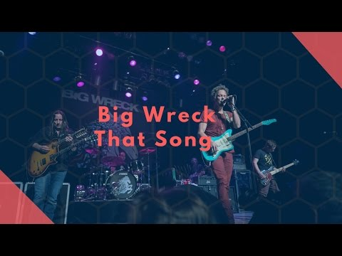 Big Wreck That Song Live in Montreal March 2017