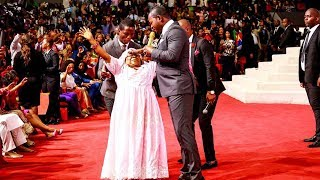 A reverend Lady located - healed and received importation (Accurate Prophecy by Alph LUKAU)