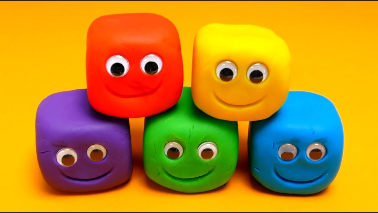 Toys For 5 : Funny play doh surprise toys dices unboxing fun youtube
