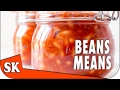 HOW TO MAKE BAKED BEANS - Homemade Heinz Baked Beans