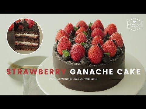 딸기초코케이크